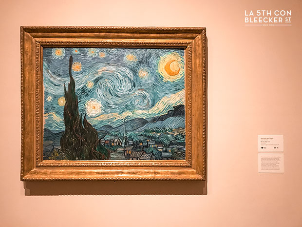 The Museum of Modern Art MoMA Nueva York van gogh