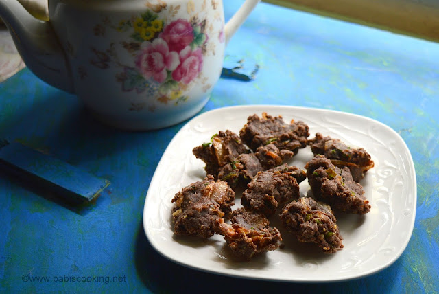 Ragi Pakoda | How to make ragi-onion pakora