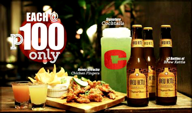 Up for Barkada Gimmick? Try this Treat for Only P100