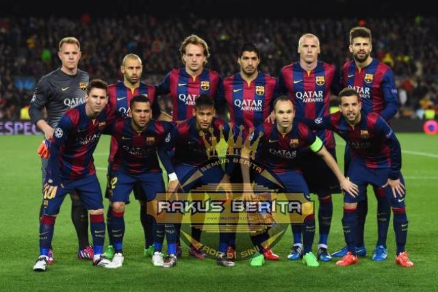 Barcelona Bakal Rebut Posisi Real Madrid Di Puncak Klasemen