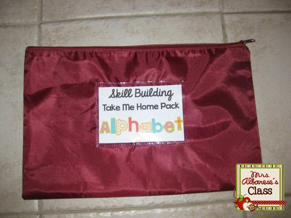 http://www.teacherspayteachers.com/Product/Skill-Building-Take-Me-Home-Pack-BUNDLE-1335071