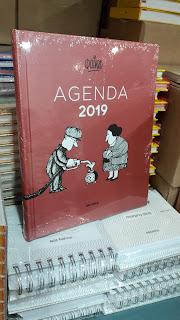 AGENDAS 2019  GRANICA QUINO 1