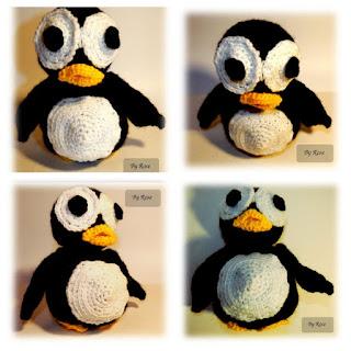 Pingwinowy prezent 🐧🎁🐧🎁🐧🎁