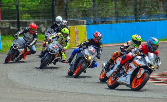 KTM Trackday Sentul