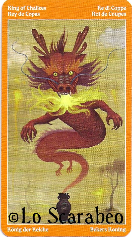 Inner Whispers Beauty And The Beast: Inner Whispers: Fire-Breathing Dragon