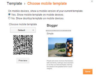 How to Create Default Template Blogger to Responsive Template