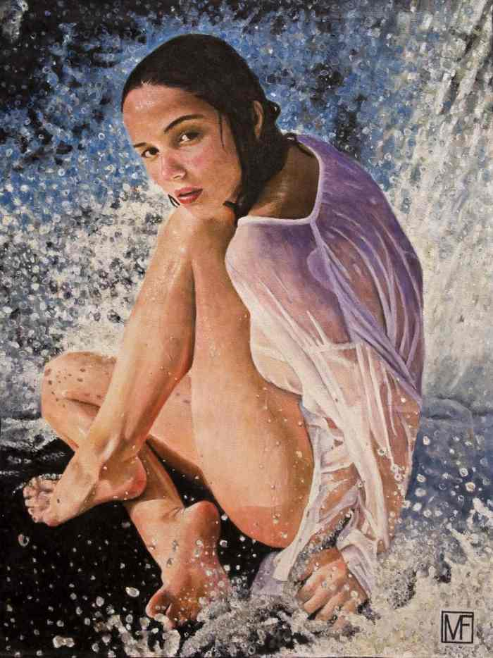 Женщины и их образ в масс-культуре. Marek Fijalkowski