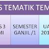 Soal UAS Tematik Kelas 3 SD Tema 2 Semester 1 Plus Kunci Jawaban