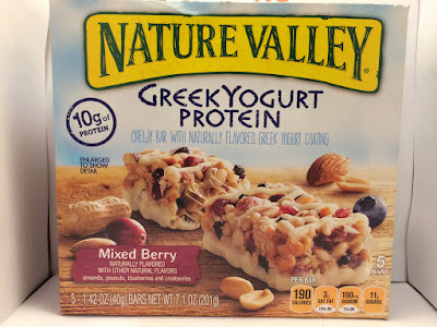 Nature Valley Protein Bars Nutrition Review