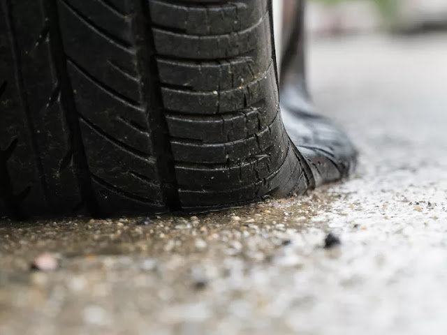 Voyant pression pneu clignote