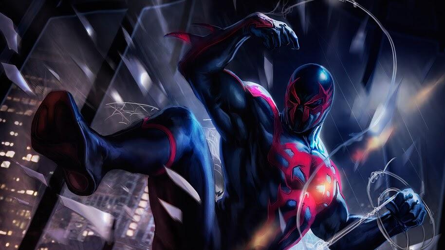 Spider-Man 2099, Superhero, 4K, #6.2127
