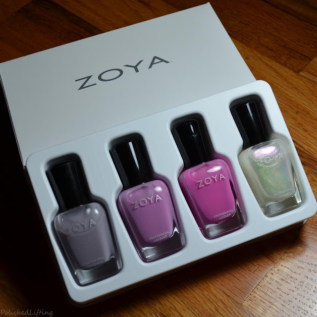 nail polish bottle set