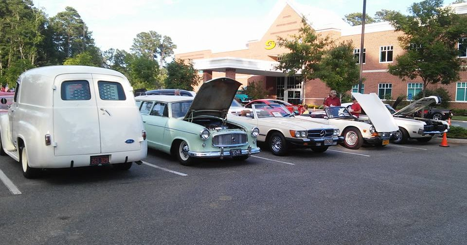 Williamsburg Car Shows