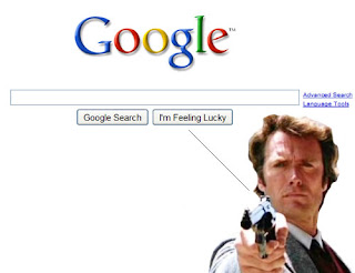 GOOGLE'S I'M FEELING LUCKY SEARCH TRICKS PART 1