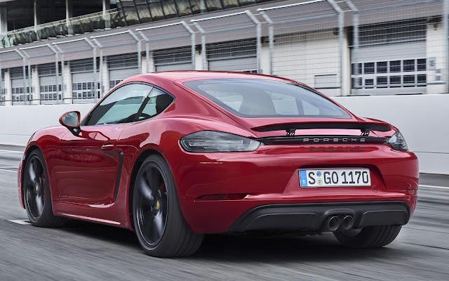 Porsche 718 GTS Cayman