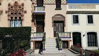 Vilassar de Mar. Casa Pau Jover