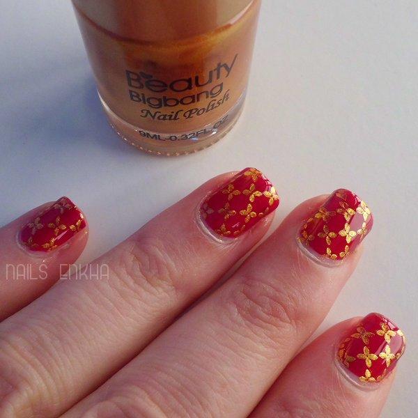 Beauty Bigbang Stamping Polish Set SKU:ZHSP0294