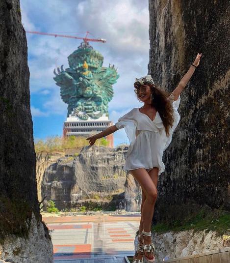 Garuda Wisnu Kencana Cultural Park, Wisata Instagramable di Bali selin pantai