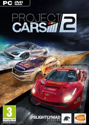 Project CARS Deluxe Edition 2 PC [Full] Español [MEGA]