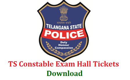 TS Constable Recruitment Examination to be held on 30th September Hall Tickets Download Admit Cards for TSLPRB Constable Reruitment Exam | Telangana Constable Hall Tickets for Preliminary Written Test to be held on 30th September 2018 for Recruitment to the Posts of SCT PC (Civil) and / or equivalent Telangana State Level Police Recruitment Board issued a Notification on 31st May 2018 for recruitment of 16,925 vacancies of SCT PC Civil and / or equivalent Posts and the Preliminary Written Test of the recruitment process is scheduled to be held from 10 am to 1 pm, on 30th September 2018 (Sunday) throughout the State. telangana-constable-hall-tickets-download-for-preliminary-exam-tslprb.in