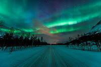 Aurora over Troms