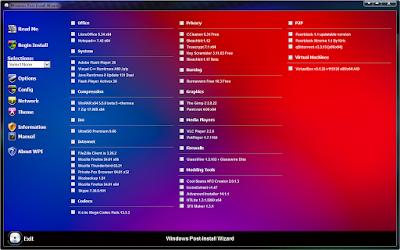 Windows 7 Black v2 x64 Premium July 2017 - KIRK
