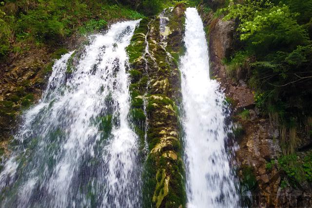 Cascada Urlătoarea Bușteni