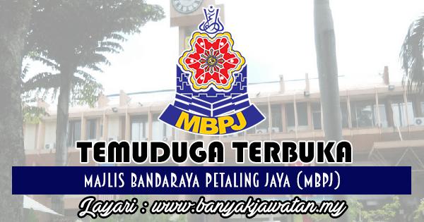 Temuduga Terbuka di Majlis Bandaraya Petaling Jaya (MBPJ)