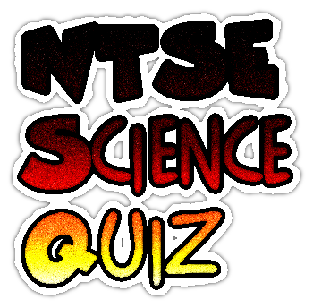 NTSE Science Quiz - 25 (SAT 2016) (#ntseQuiz) (#scienceQuiz) (#cbseNotes)
