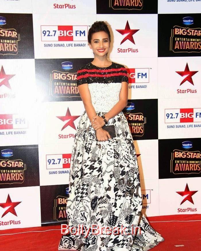Big Star Entertainment Awards, Jacqueline Fernandez, Manisha Koirala, Patralekha At Big Star Entertainment Awards 2014