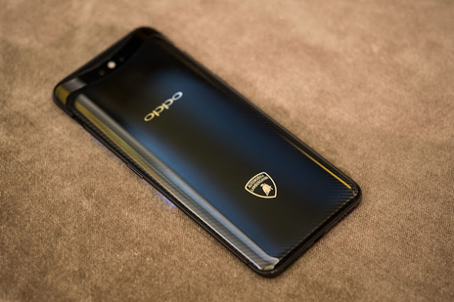 Oppo Find X for a New Experience