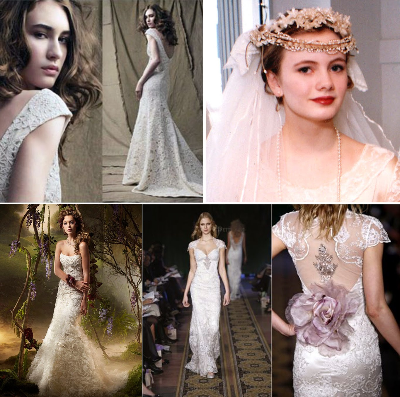 Victorian Style Wedding Hair: Prom Dress: Wedding Inspiration:Victorian Vintage Wedding