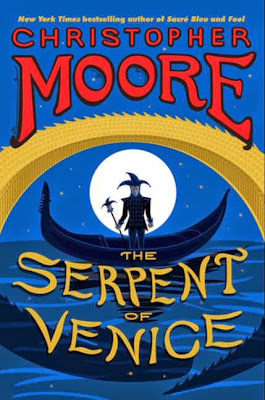 The Serpent of Venice by Christopher Moore – Front Cover