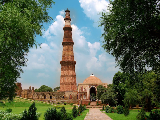 Historical places in India, Top Historical places in India
