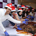 Cake Mixing Sunday Brunch at Mercure Hyderabad KCP, an AccorHotels brand