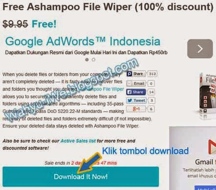 Ashampoo File Wiper