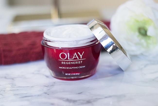 Olay Regenerist Micro-Sculpting Cream Review