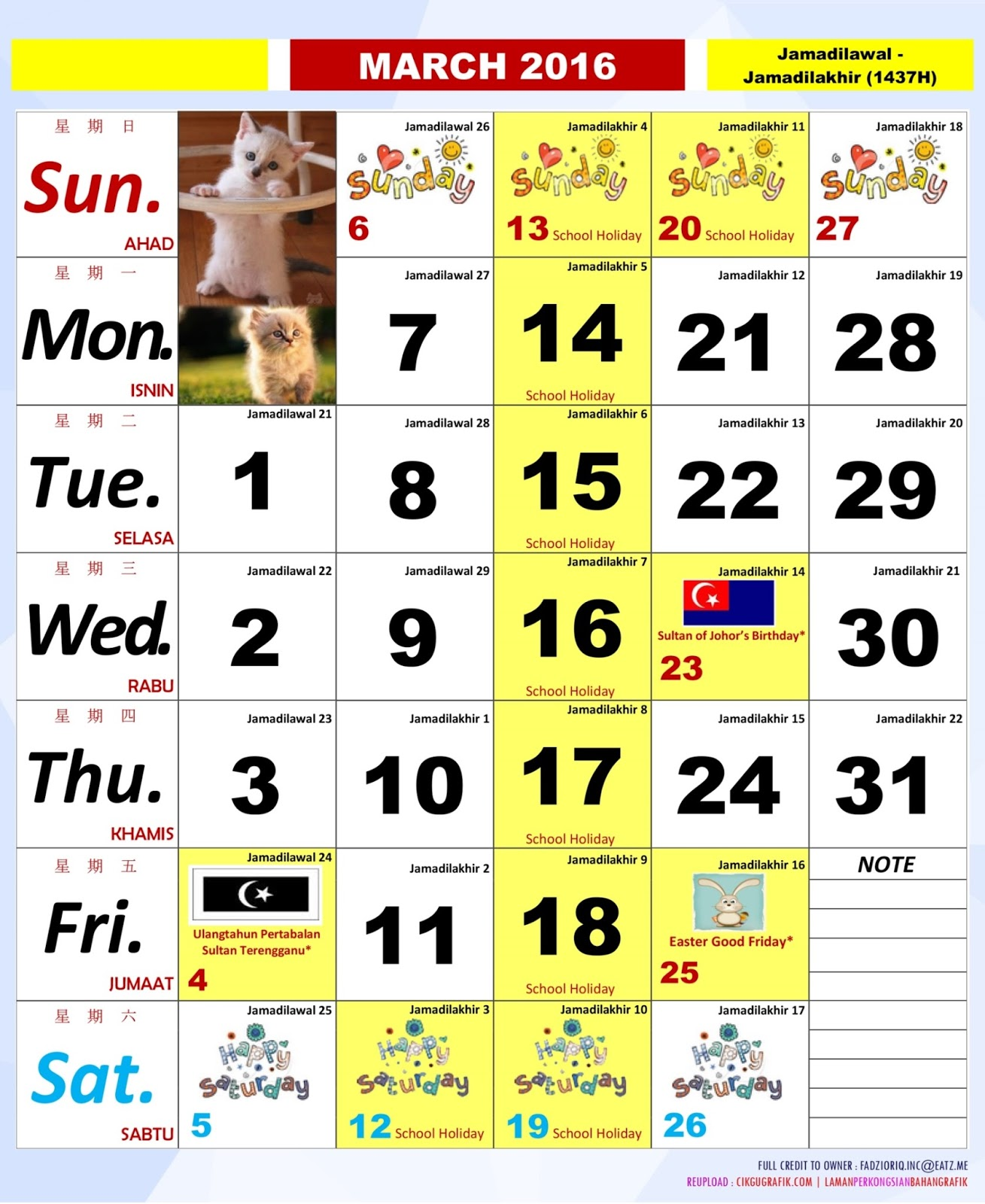 KALENDER KUDA 2016 EBOOK DOWNLOAD