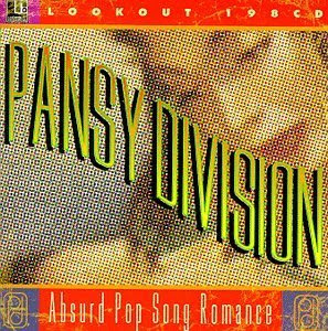 Pansy Division Absurd Pop Song Romance 1998