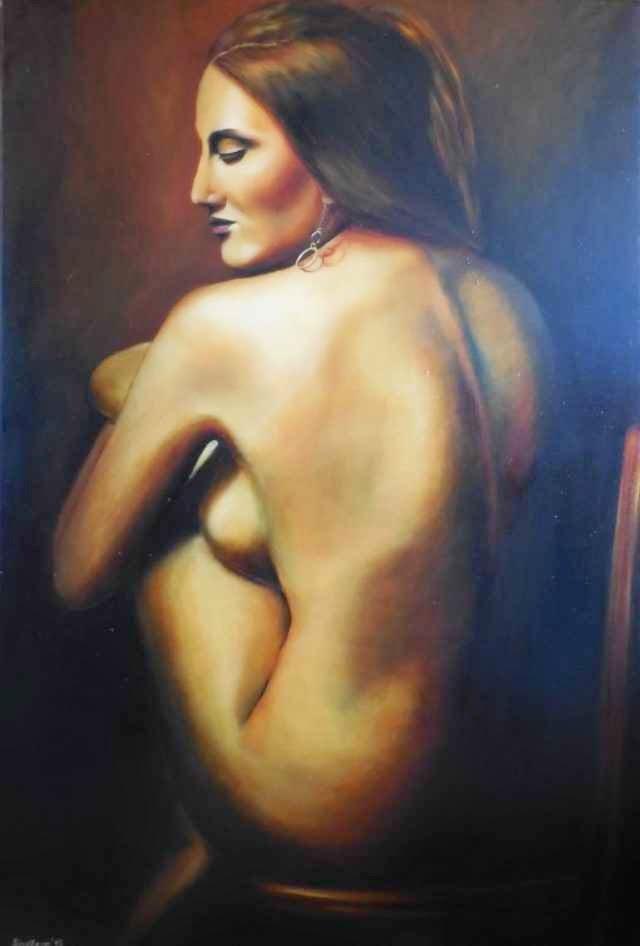 Художница из Словении. Tatiana Siedlova