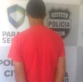 Padrasto é preso suspeito de estupro contra enteada de 9 anos