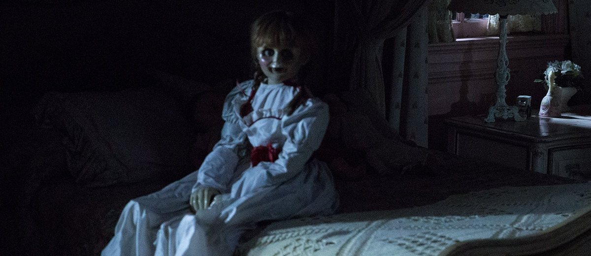 Annabelle Creation Film Gets Two Creepy Promo Video.