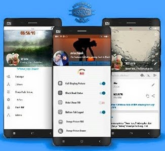 BBM Mod Chat Me Original Update Not Clone Apk for Android Terbaru