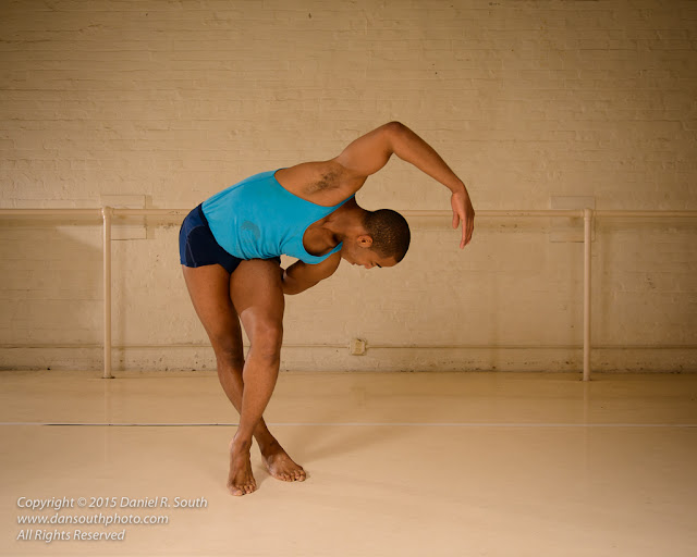 Modern Dance 1 - Photographed by Daniel South