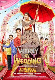 Veerey Ki Wedding Budget, Screens & Box Office Collection India, Overseas, WorldWide