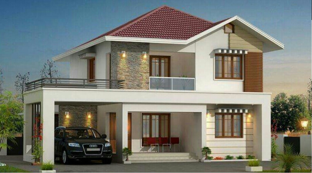 Home Interior Design Of 7 Two Story Family House Bahay Ofw