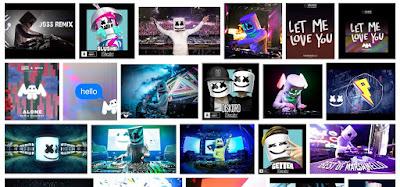 Kumpulan Lagu DJ Marshmello Full Album