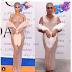 lmao.. This man recreated Beyoncé's CMAs dress with cereal (photos)