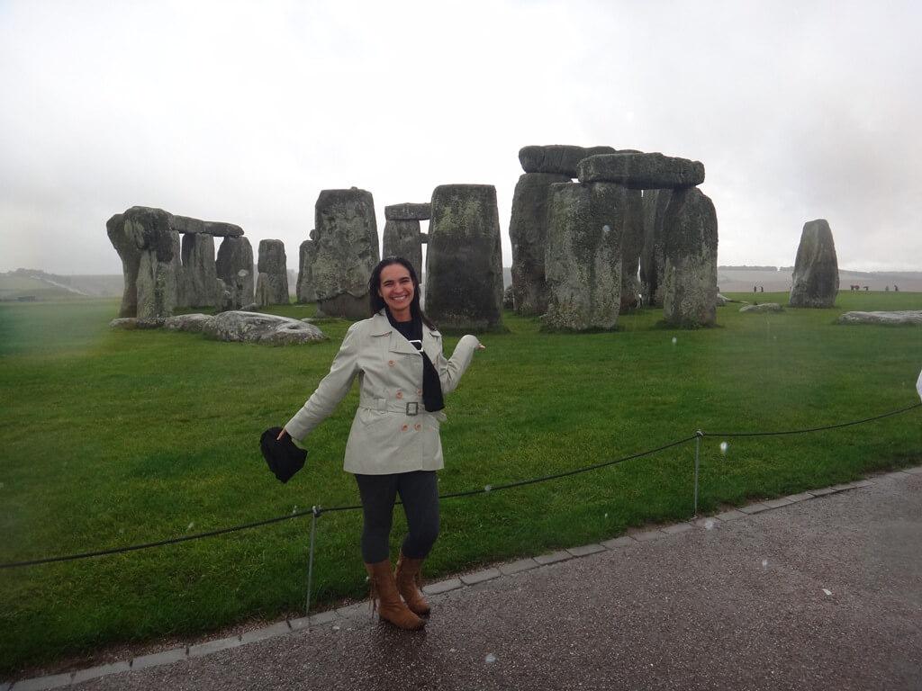 Stonehenge e o Solstício de verão