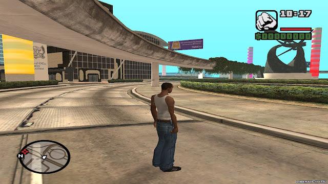 GTA SanAndreas ViSA Build v.5.0.4 Full Game Free Download